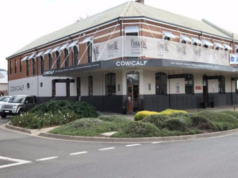 Cow and Calf Hotel - Tourism Adelaide