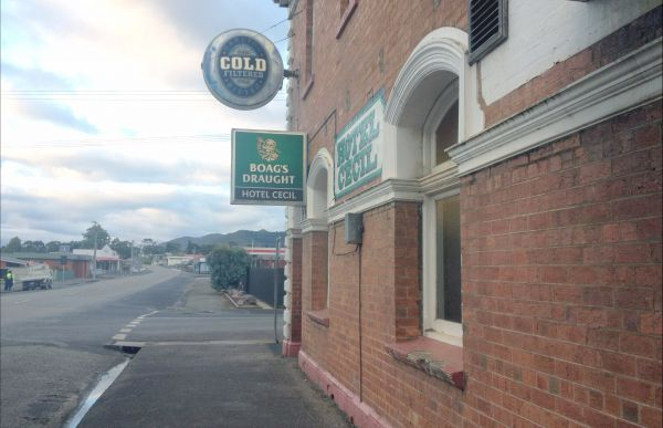 Cecil Hotel Zeehan - Tourism Adelaide