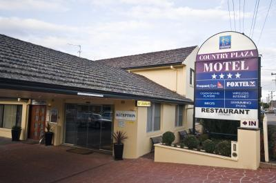 Quality Inn Country Plaza Queanbeyan - Tourism Adelaide