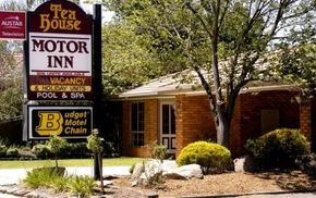 Tea House Motor Inn - Tourism Adelaide