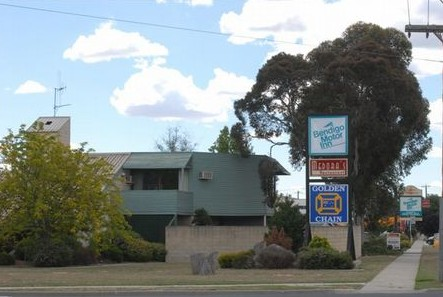 Bendigo Motor Inn Golden Chain - Tourism Adelaide