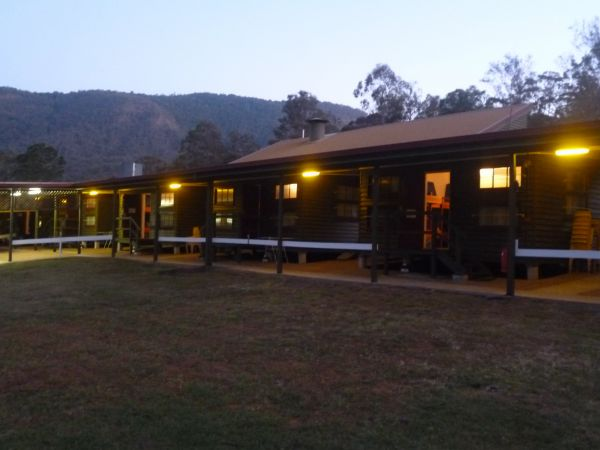 Christmas Creek Cafe and Cabins - Tourism Adelaide