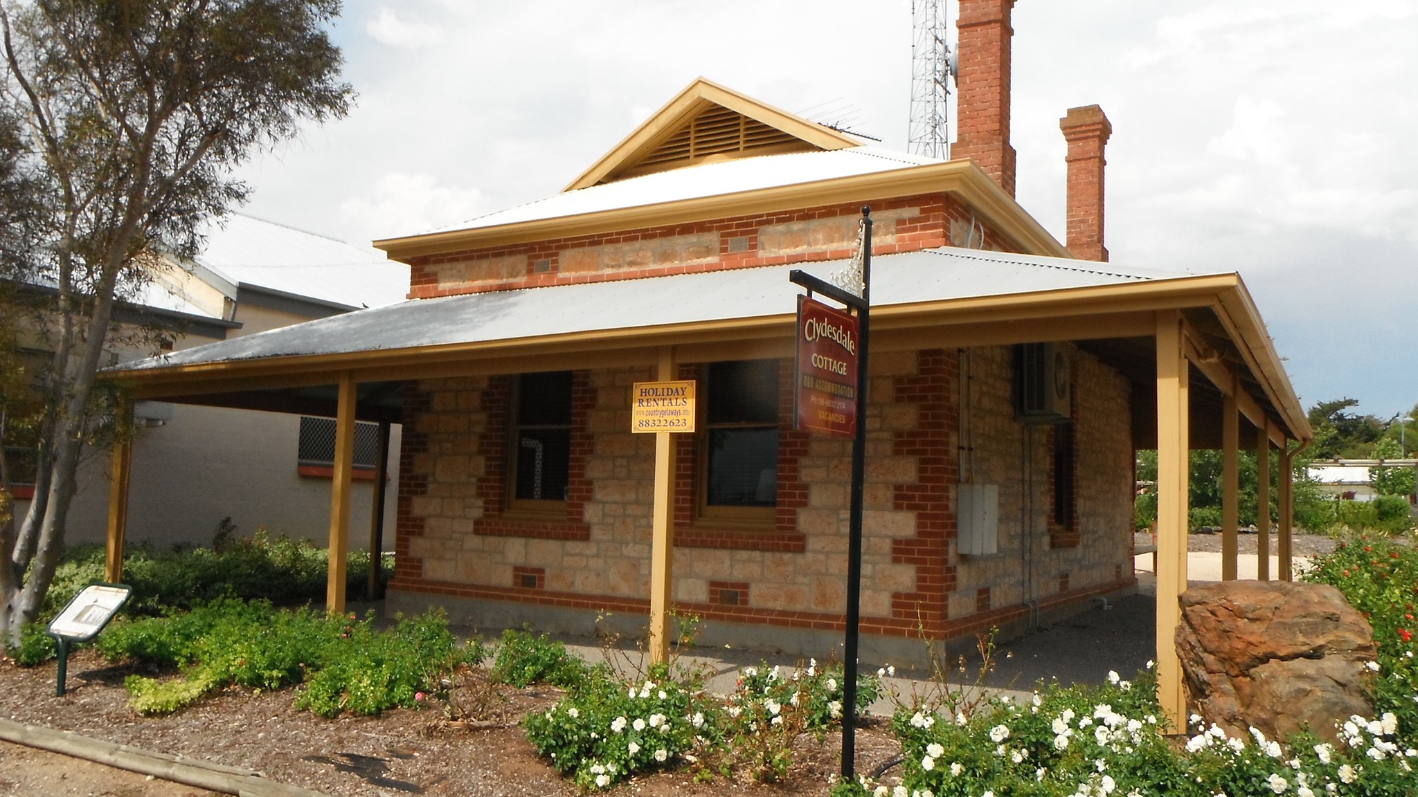 Clydesdale Cottage Bed  Breakfast - Tourism Adelaide