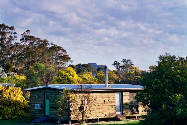 Mount Zero Log Cabins - Tourism Adelaide