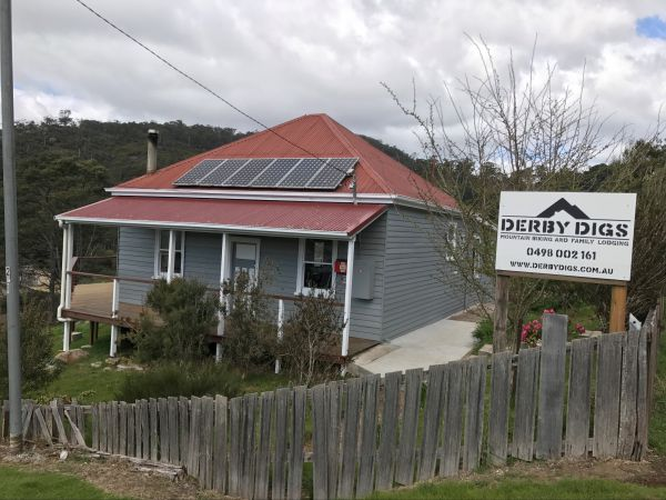 Derby Digs Cottage - Tourism Adelaide