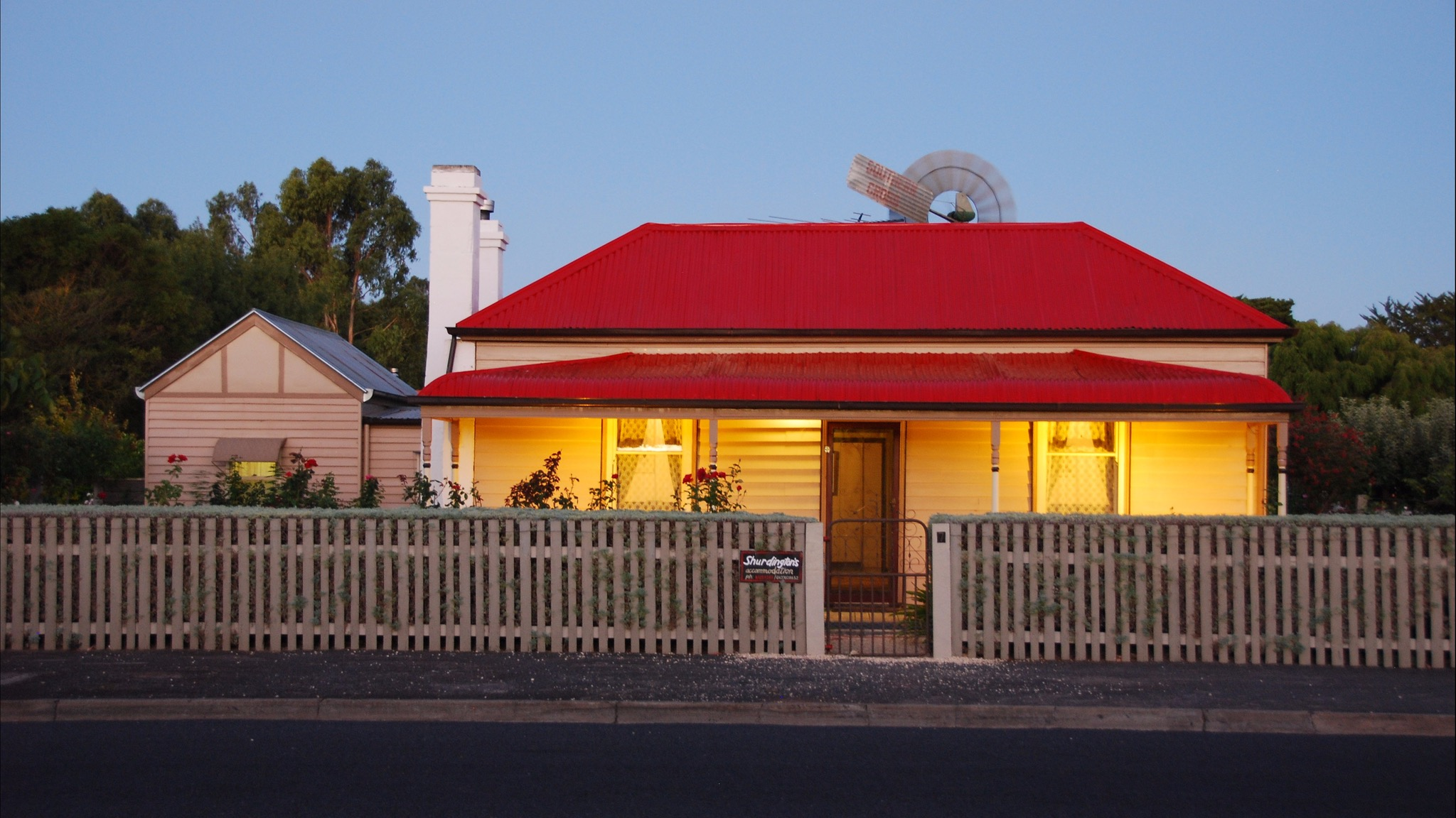Shurdingtons Cottage - Tourism Adelaide