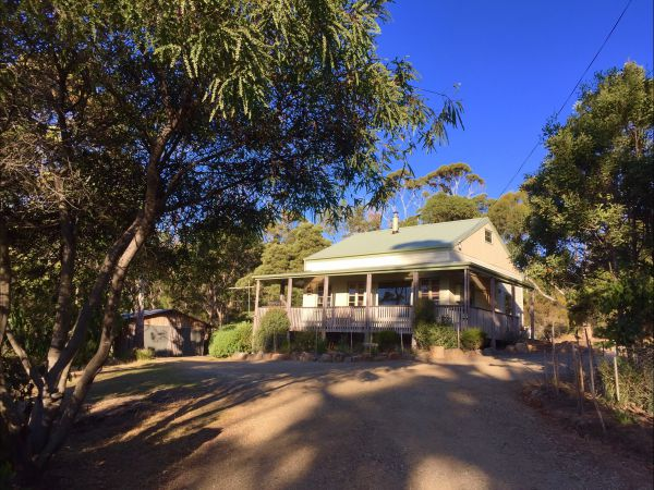 Mandala Bruny Island Holiday Rental