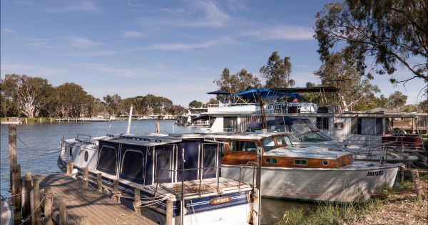 Murray Bridge Marina Camping and Caravan Park