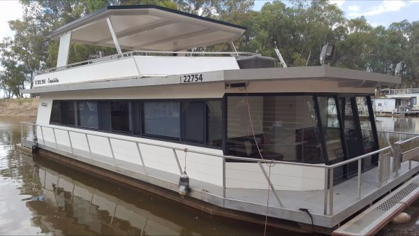Murray Downs Marina Houseboats - Tourism Adelaide