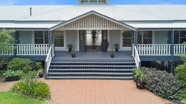 The Country House at Hunchy Luxury Bed and Breakfast Accommodation - Tourism Adelaide