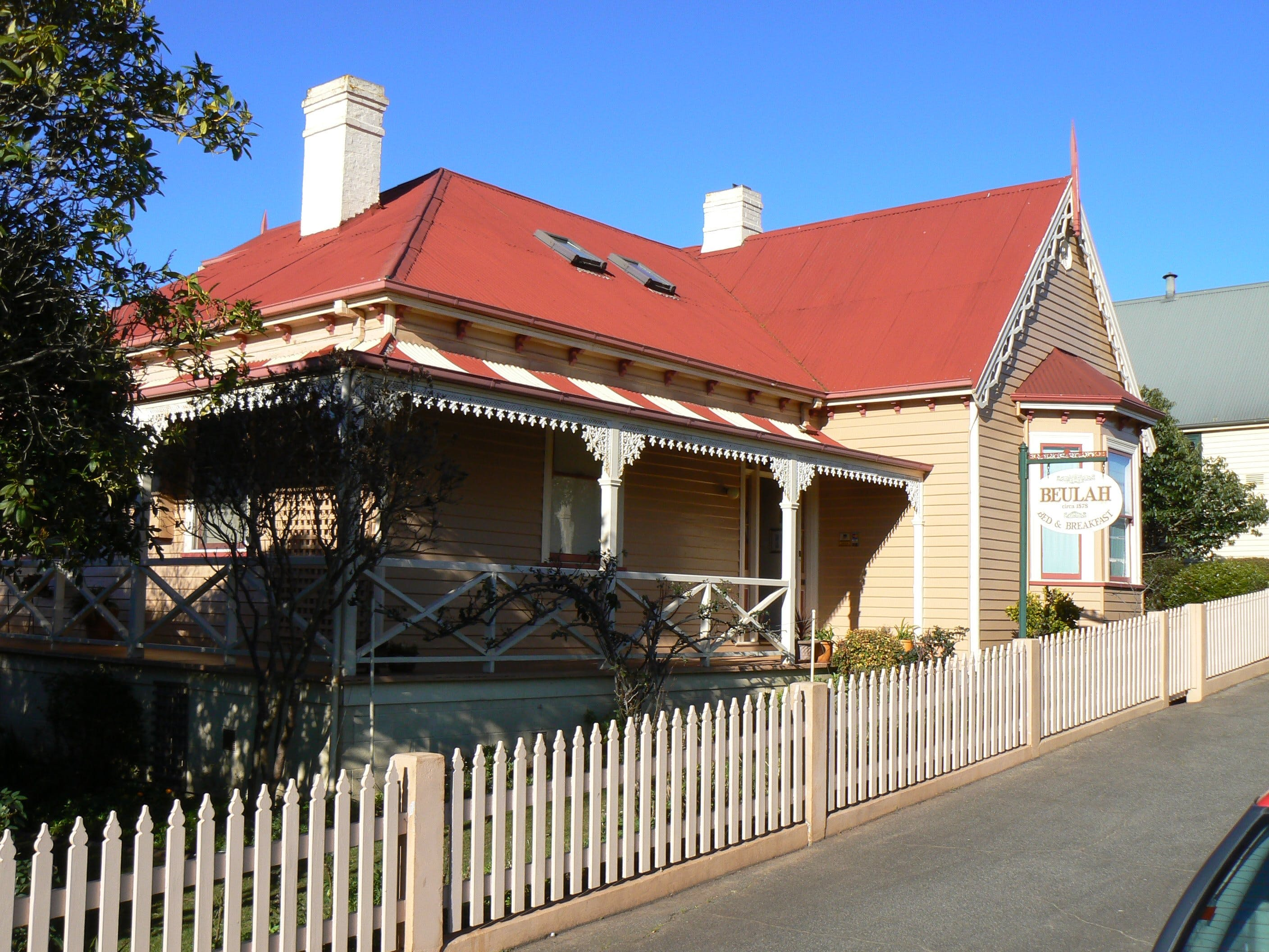 Beulah Heritage Accommodation - Tourism Adelaide