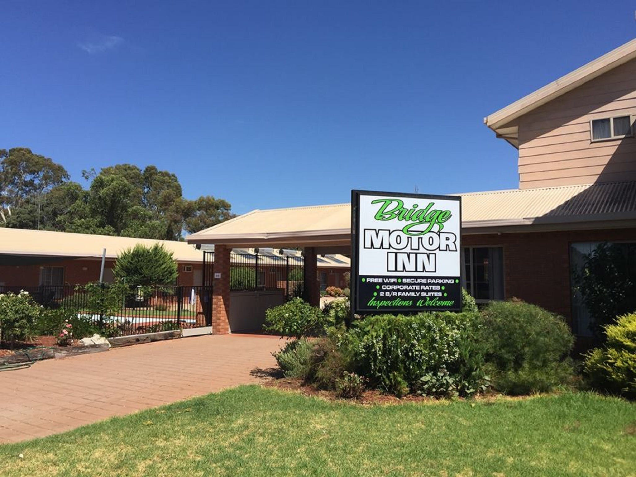 Bridge Motor Inn - Tourism Adelaide