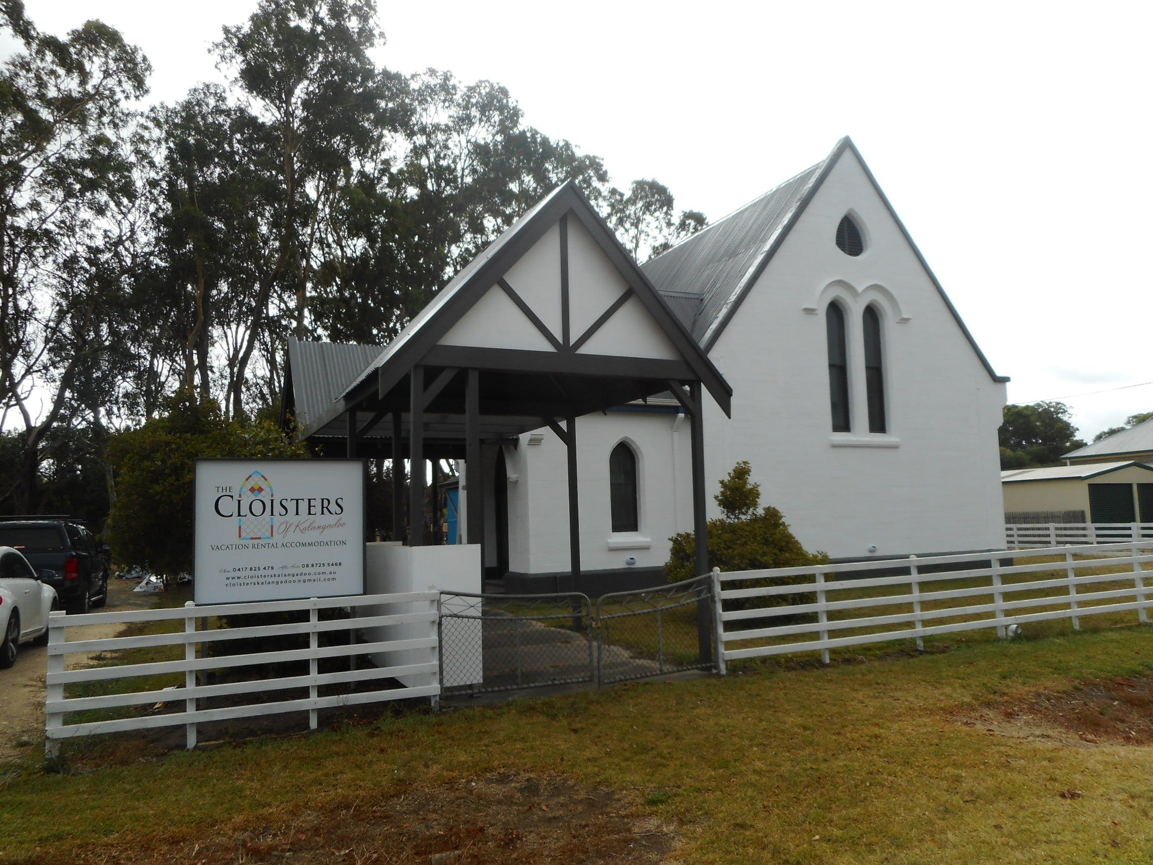 Cloisters of Kalangadoo - Tourism Adelaide