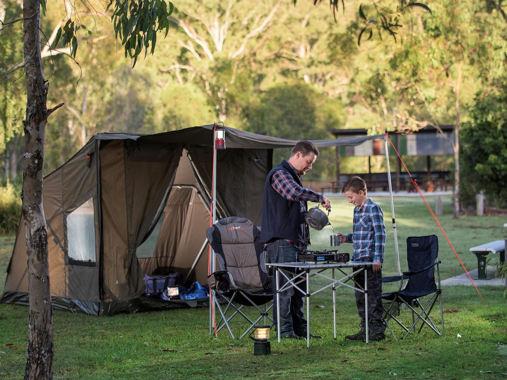 Hardings Paddock Campground - Tourism Adelaide