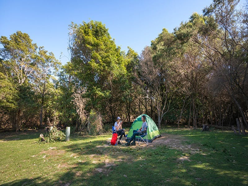Hobart Beach campground - Tourism Adelaide