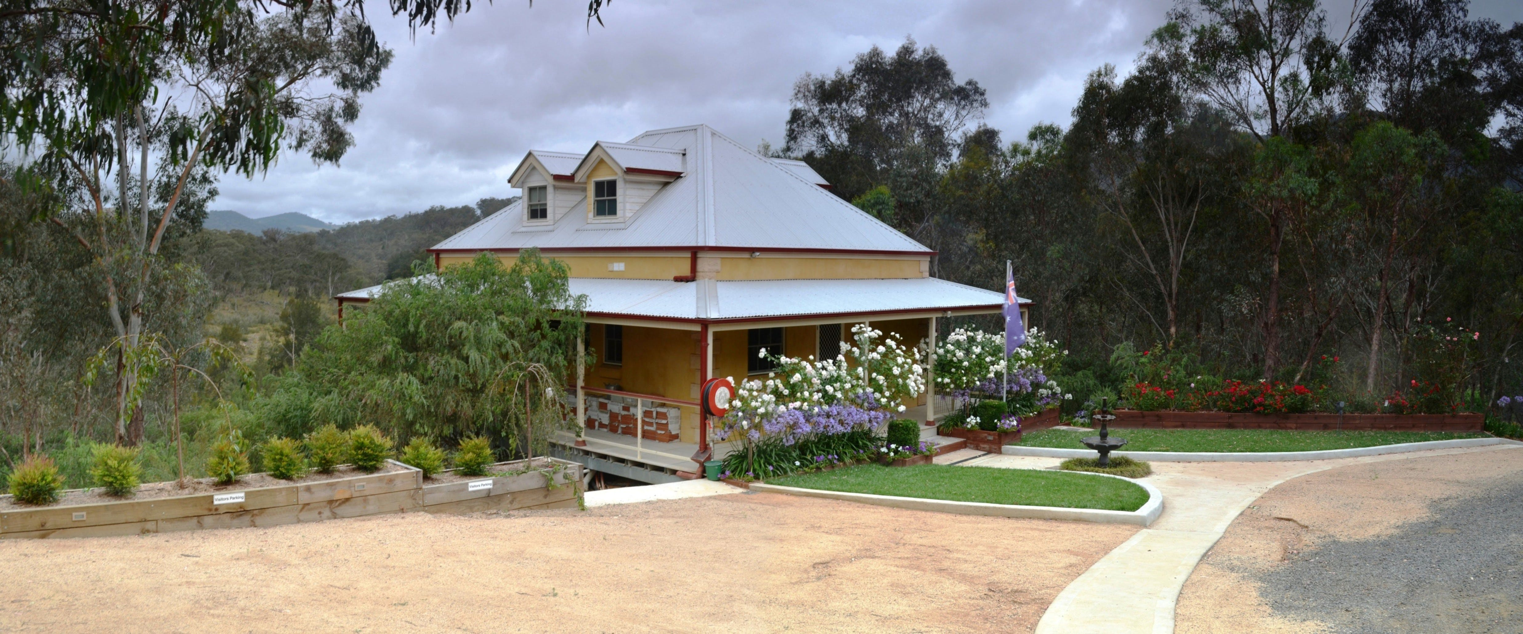 Tanwarra Lodge Bed and Breakfast - Tourism Adelaide