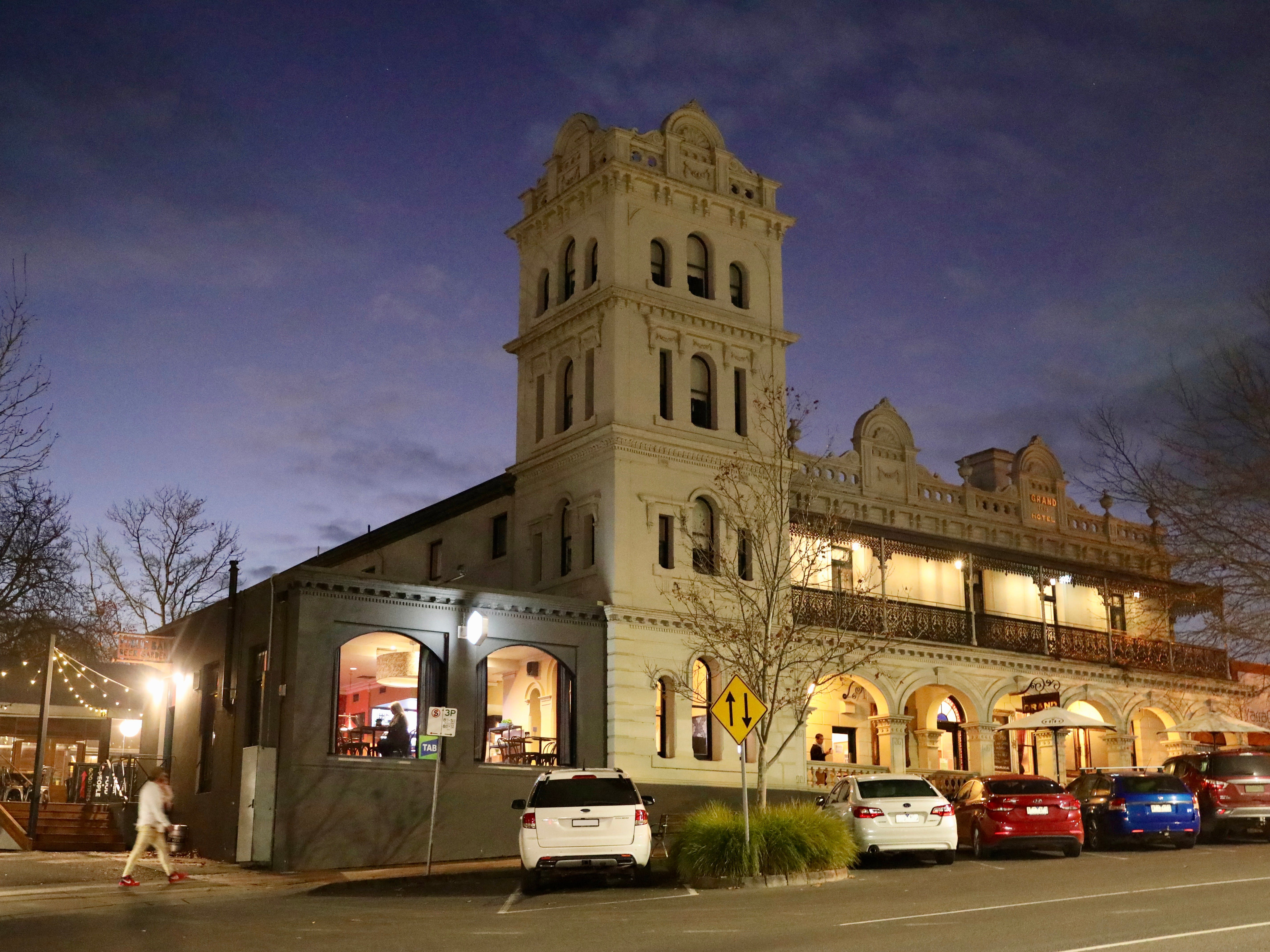Yarra Valley Grand Hotel - Tourism Adelaide