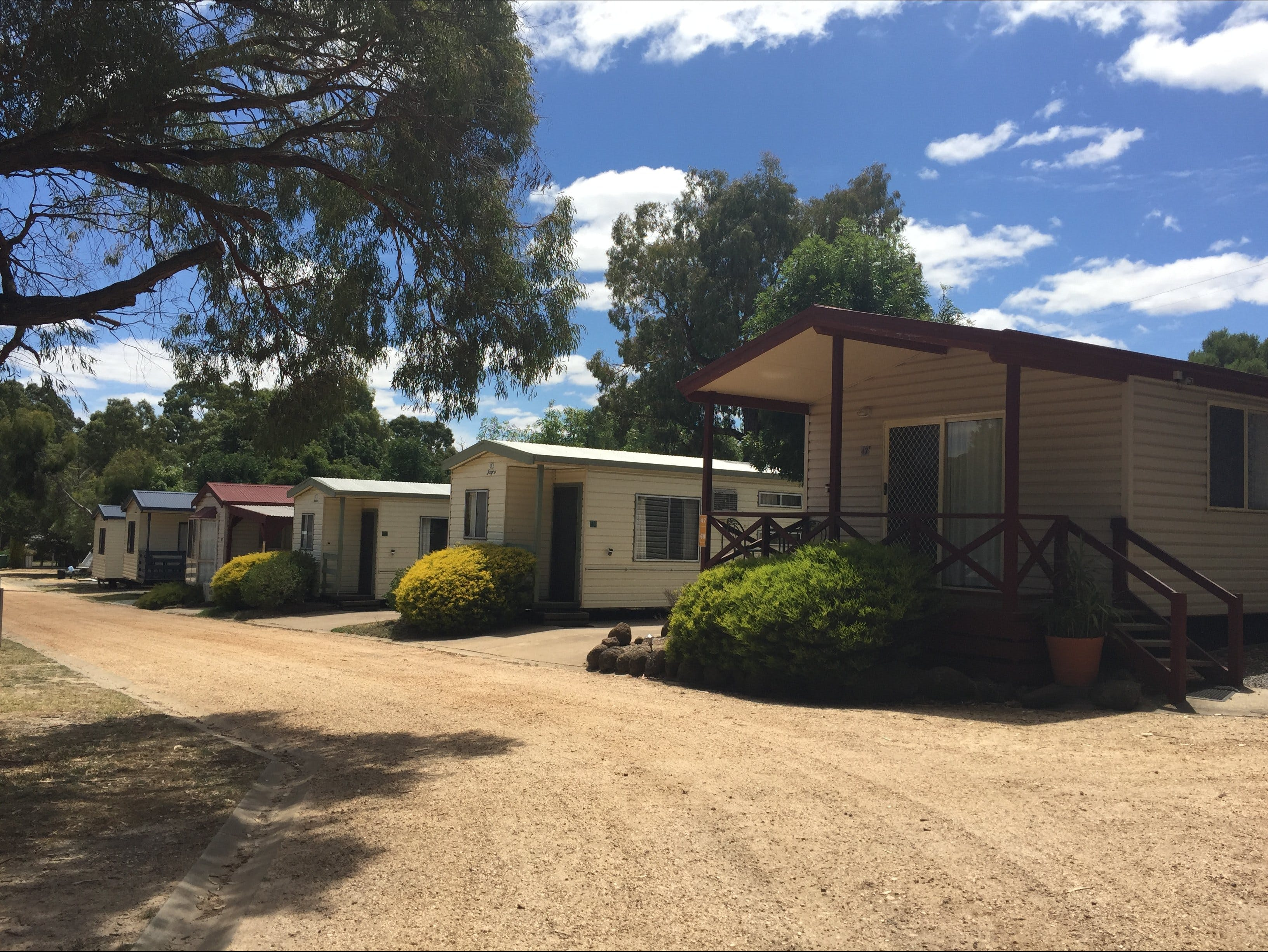 Acacia Caravan Park and Holiday Units - Tourism Adelaide