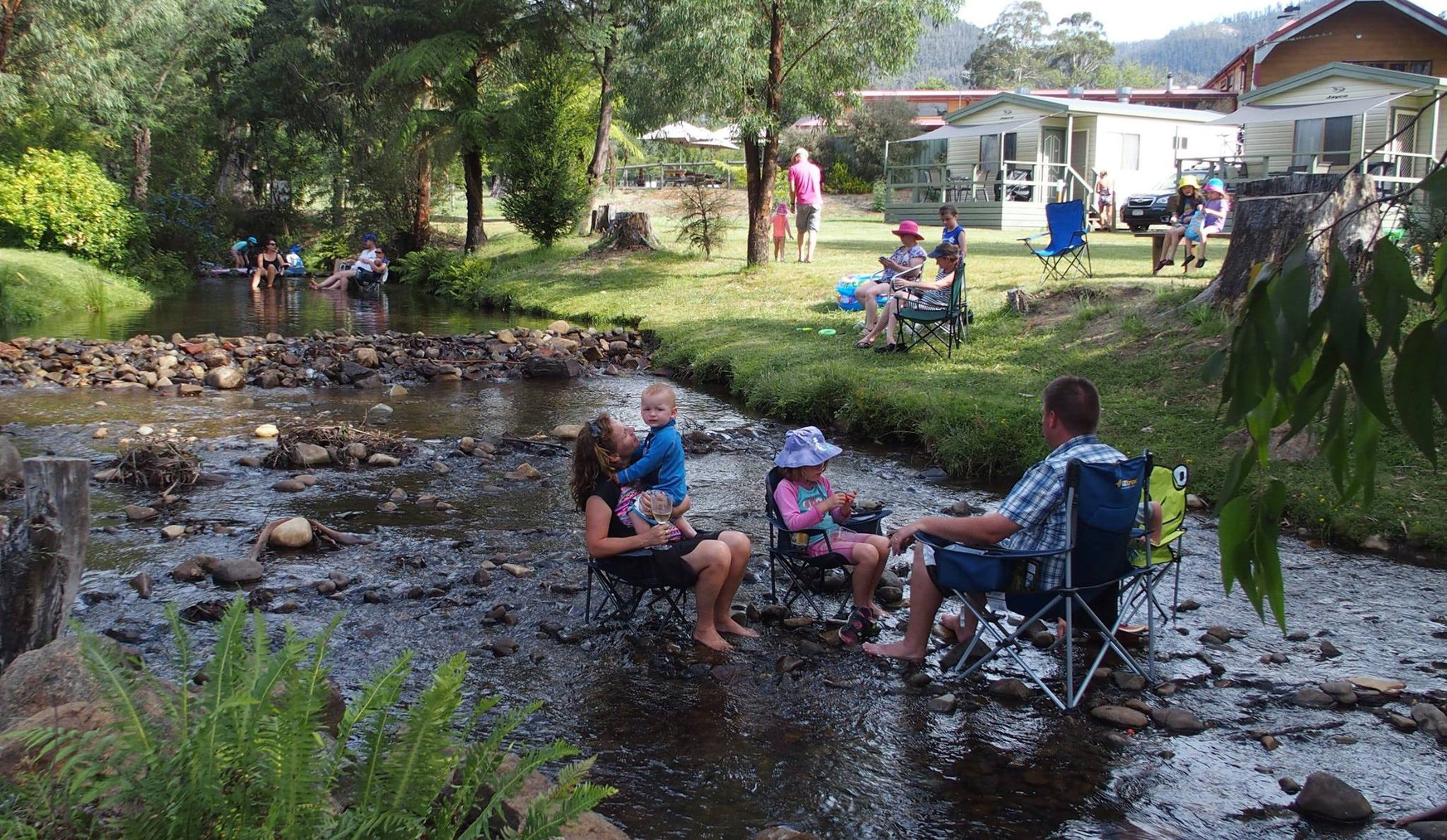 Marysville Caravan and Holiday Park - Tourism Adelaide