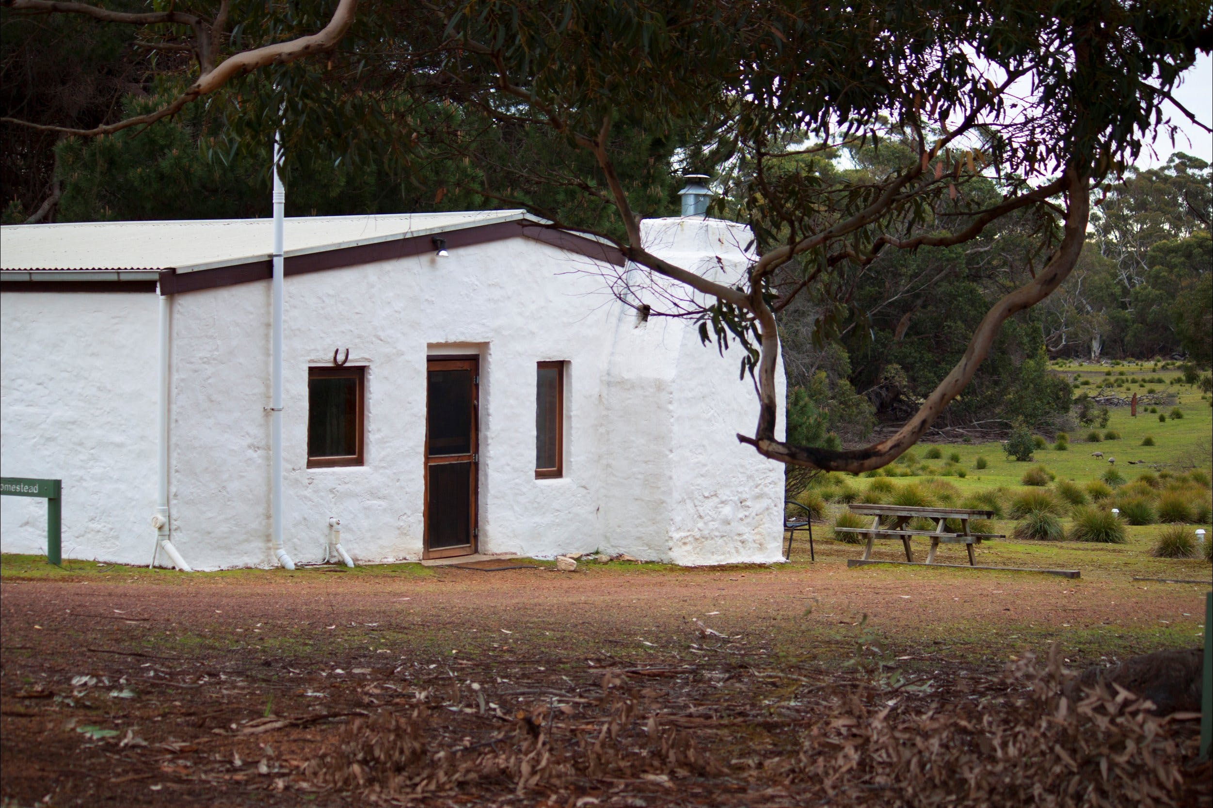 Mays homestead - Flinders Chase National Park - Tourism Adelaide