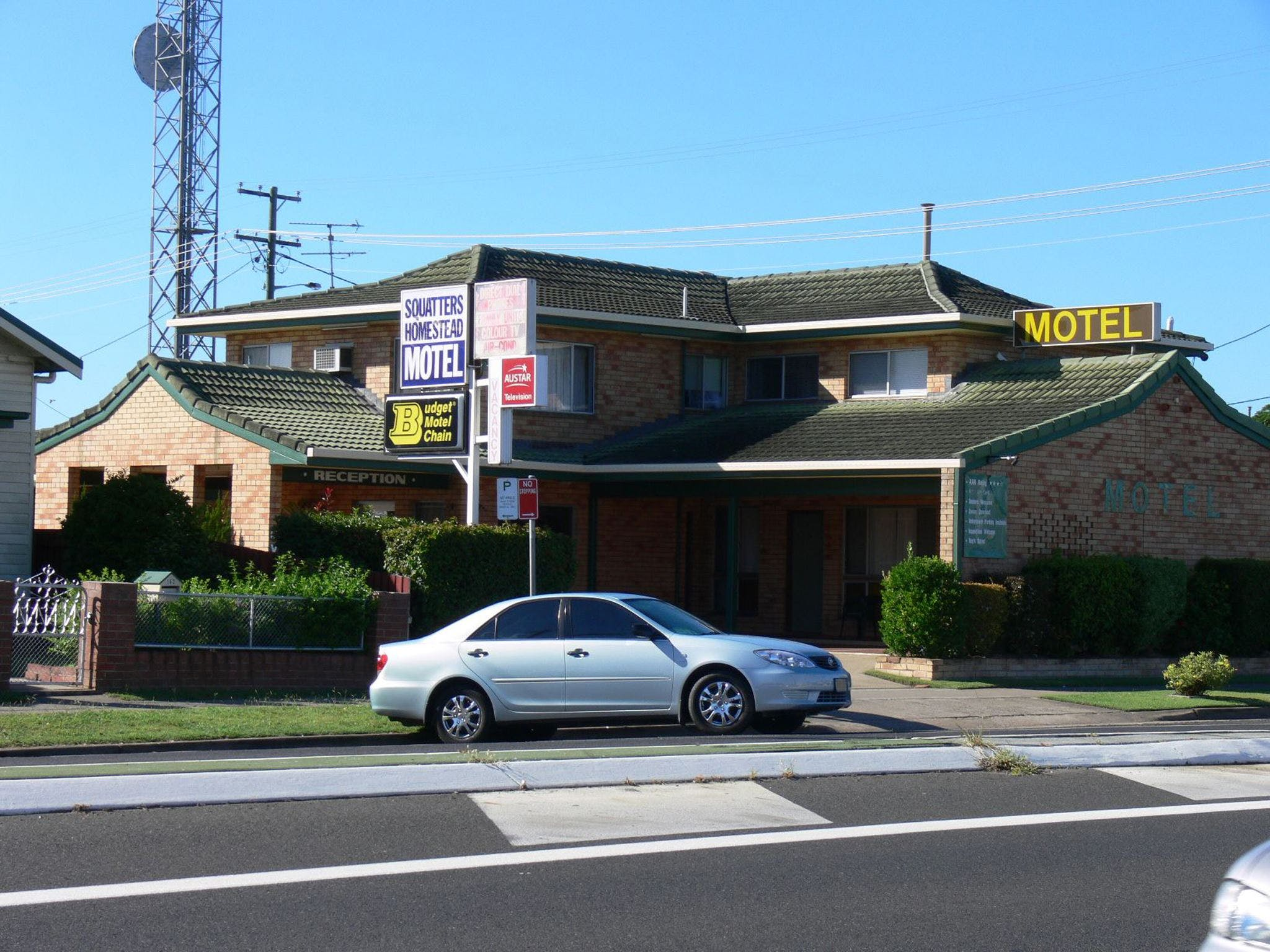Squatters Homestead Motel - Tourism Adelaide