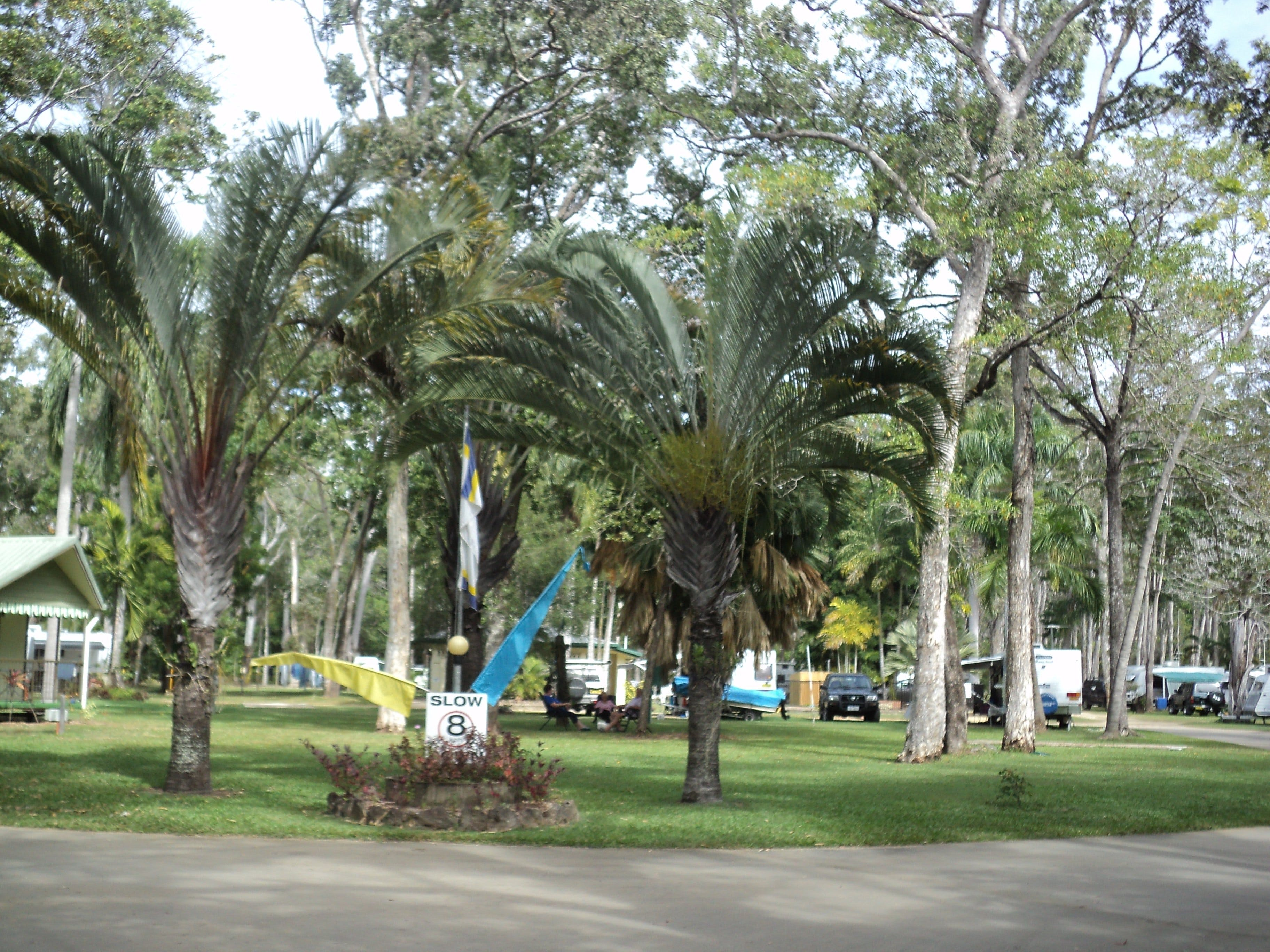 Travellers Rest Caravan and Camping Park - Tourism Adelaide