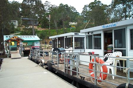 Clyde River Houseboats - Tourism Adelaide