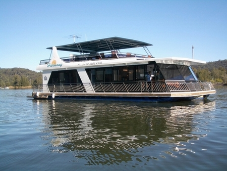 Able Hawkesbury River Houseboats - Tourism Adelaide