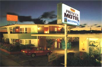 Princes Motel - Tourism Adelaide