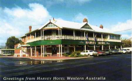 Harvey Hotel - Tourism Adelaide