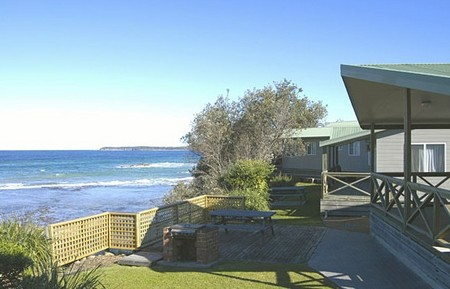 Berrara Beach Holiday Chalets - Tourism Adelaide