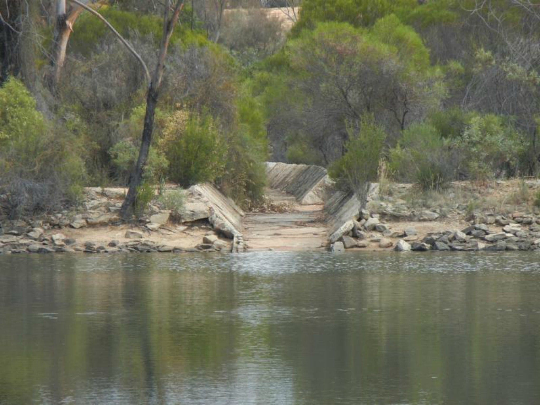 Boondi Rock Camp at Goldfields Woodlands National Park - Tourism Adelaide