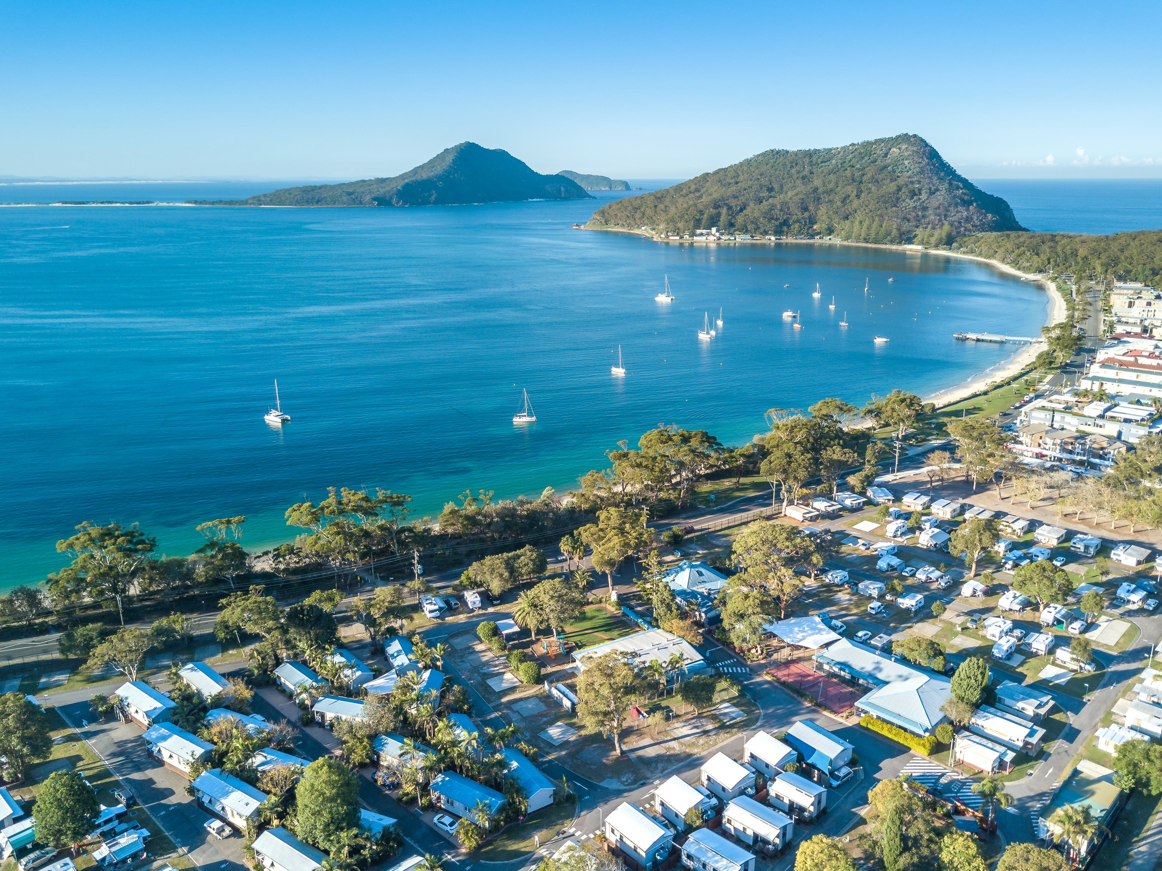Shoal Bay Holiday Park - Tourism Adelaide