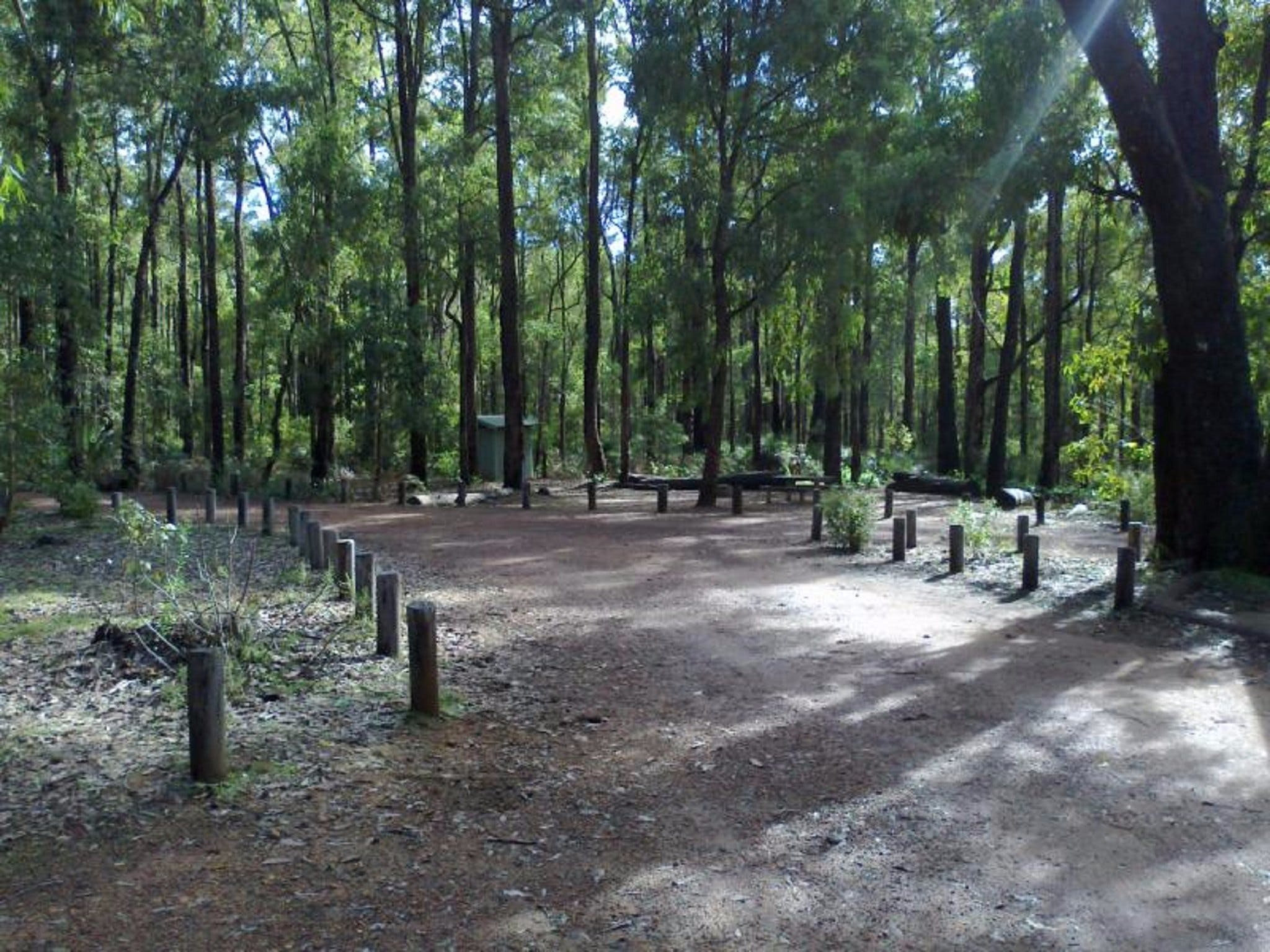 Stringers Camp at Lane Poole Reserve - Tourism Adelaide