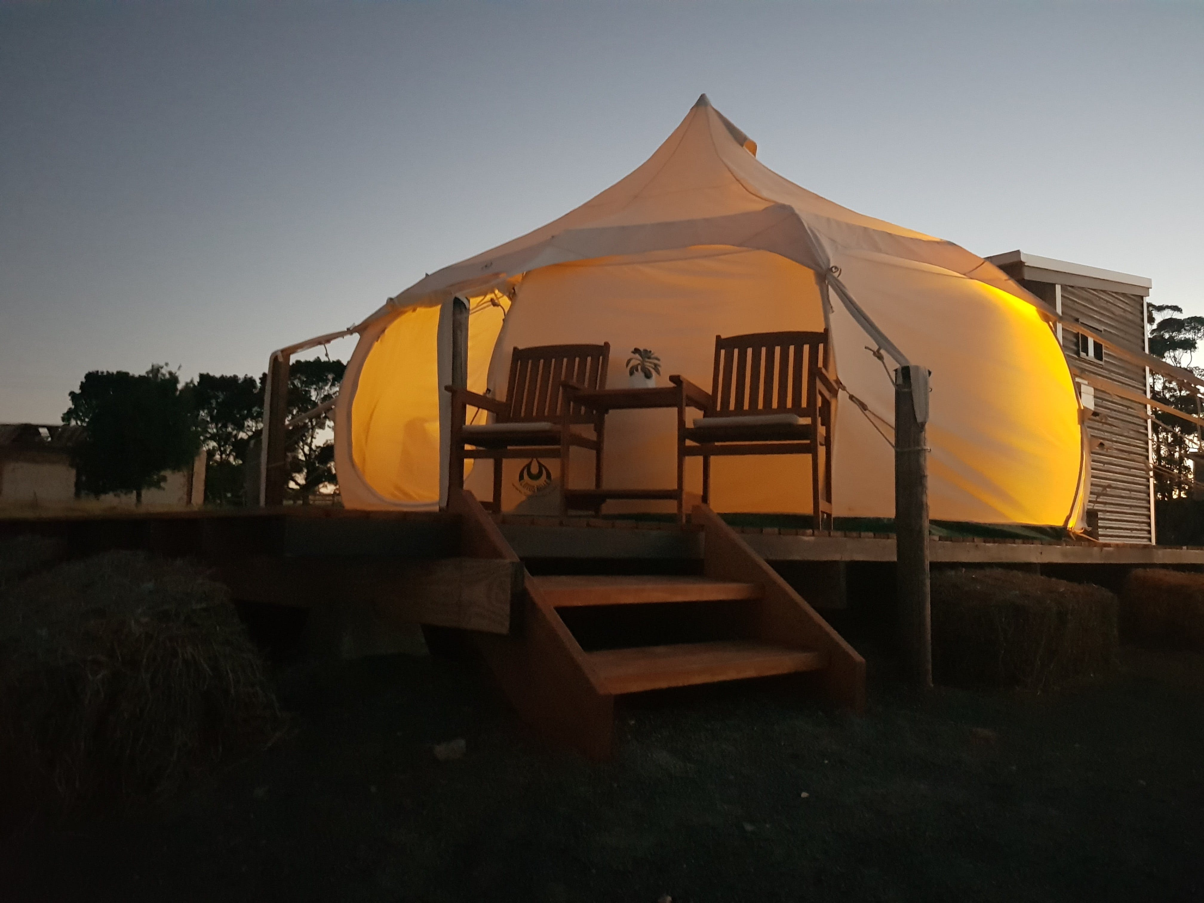 Bukirk Glamping Clare Valley - Tourism Adelaide