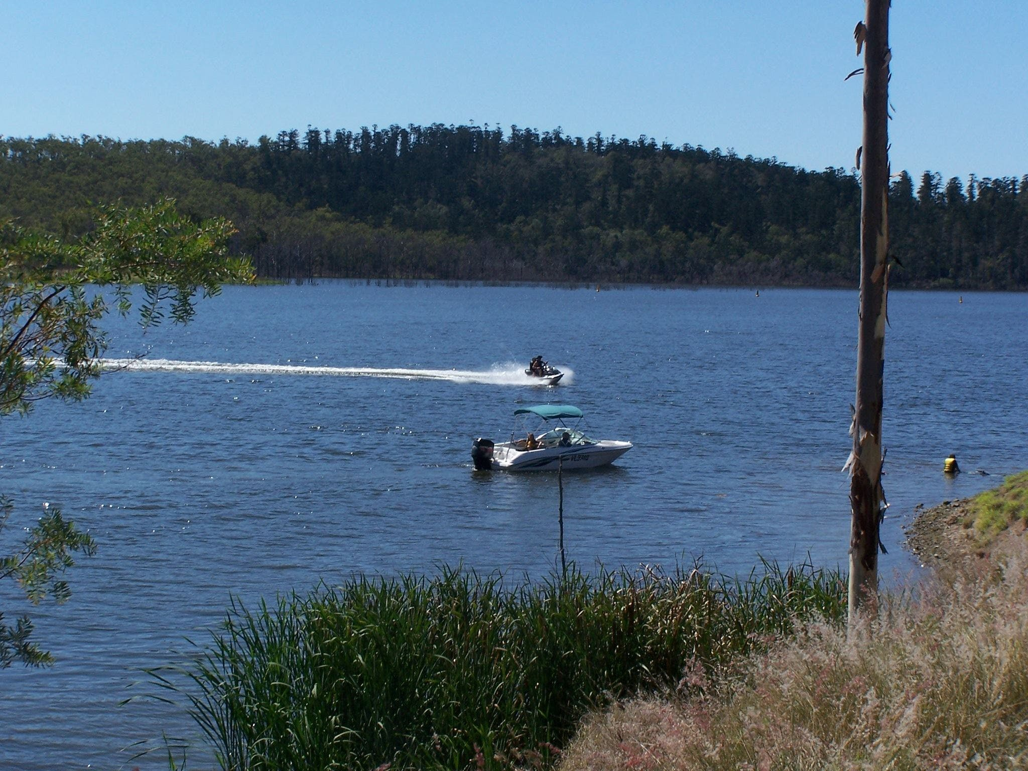 Paradise Dam Recreation and Caravan Park - Tourism Adelaide