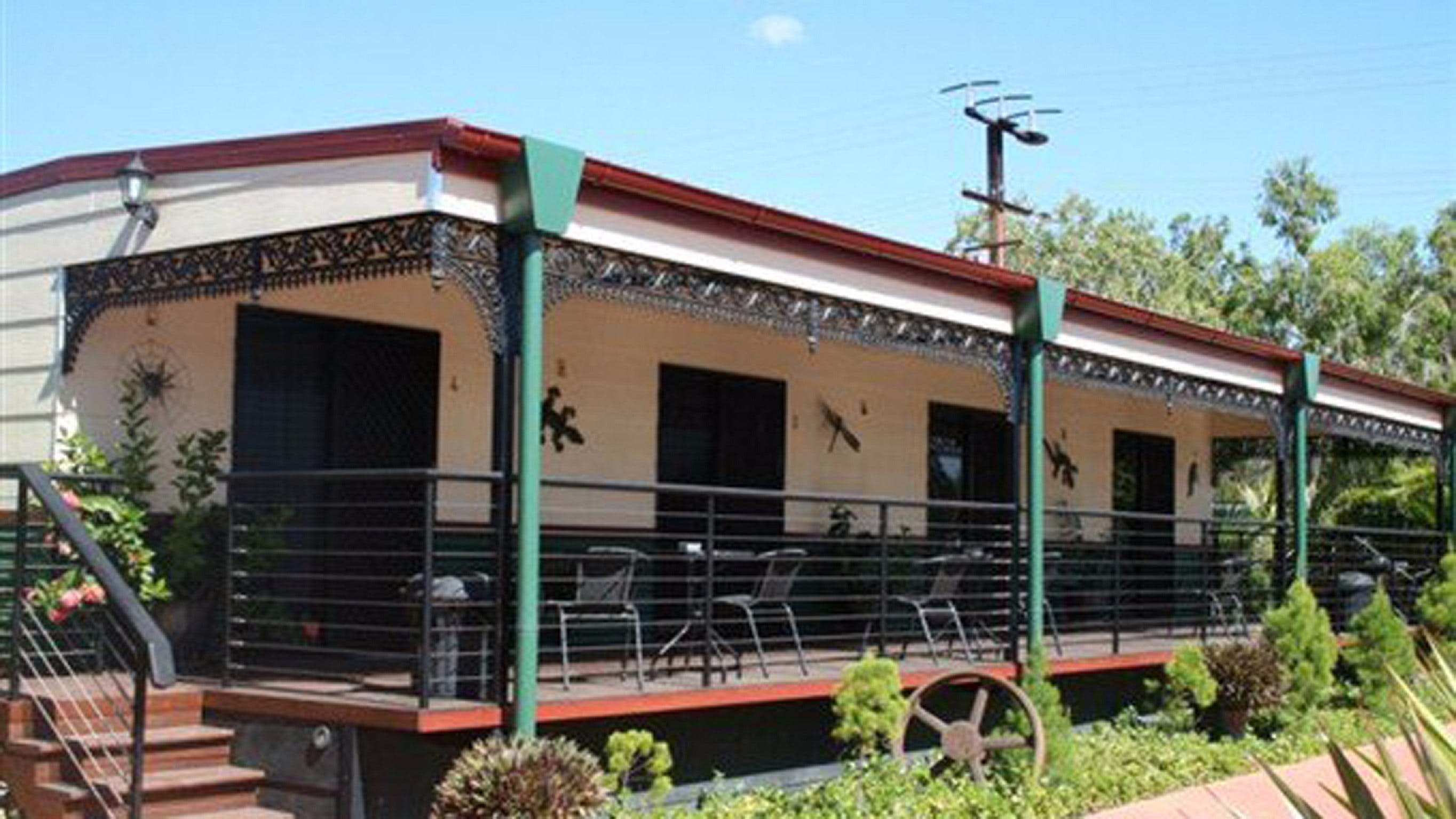 Pine Creek Railway Resort - Tourism Adelaide