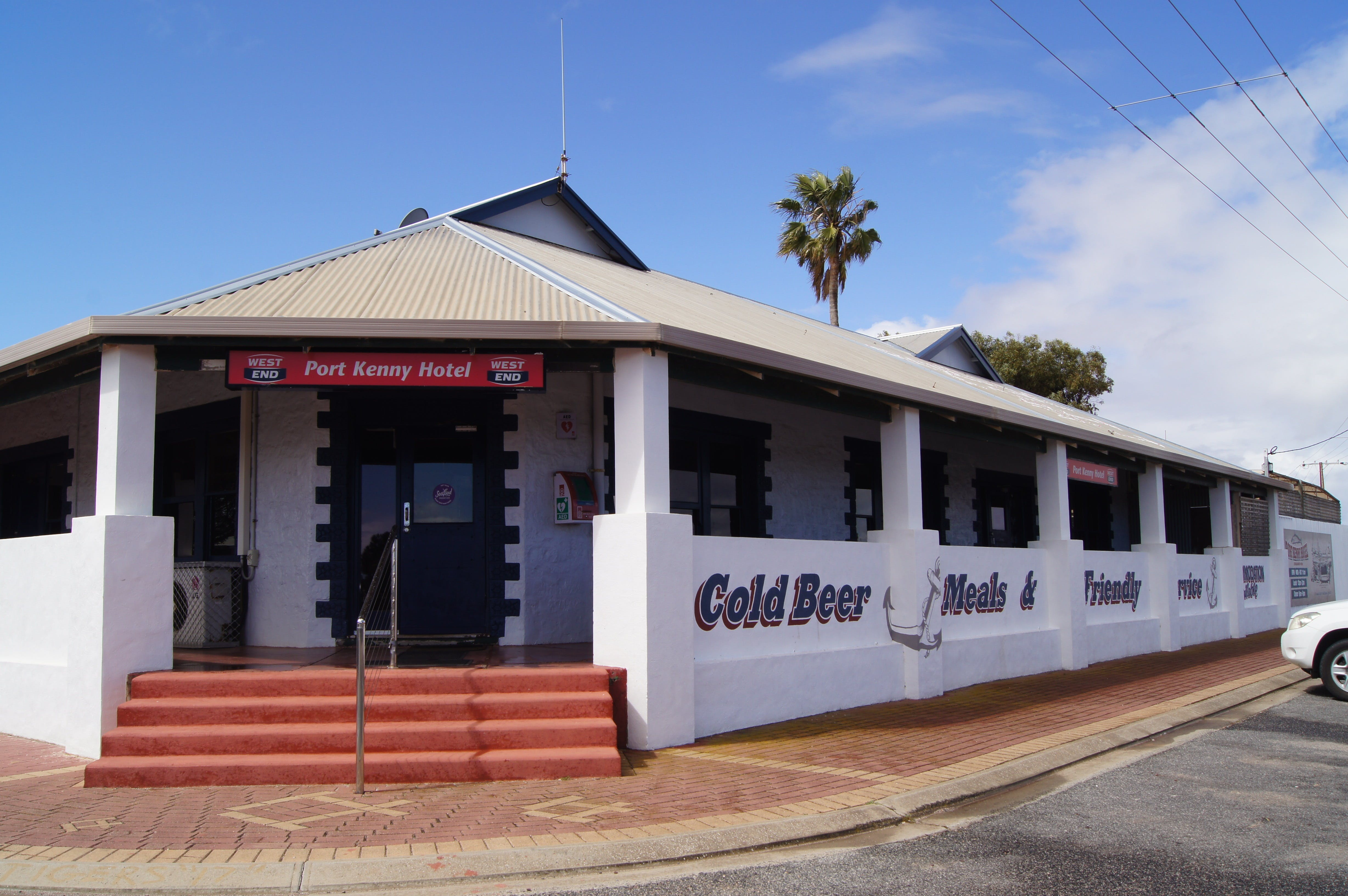 Port Kenny Hotel - Tourism Adelaide