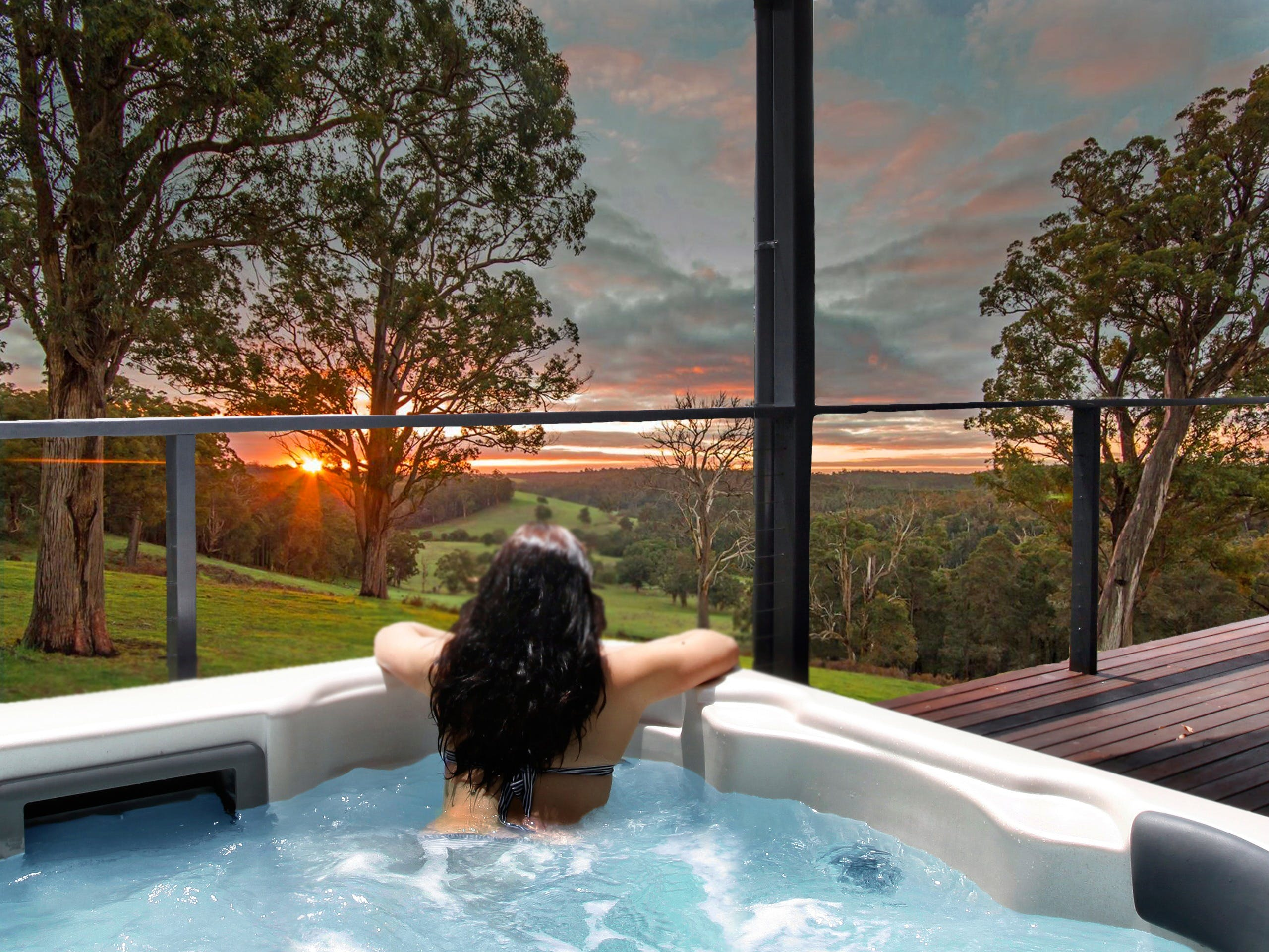 Scarlet Woods Chalet - Tourism Adelaide