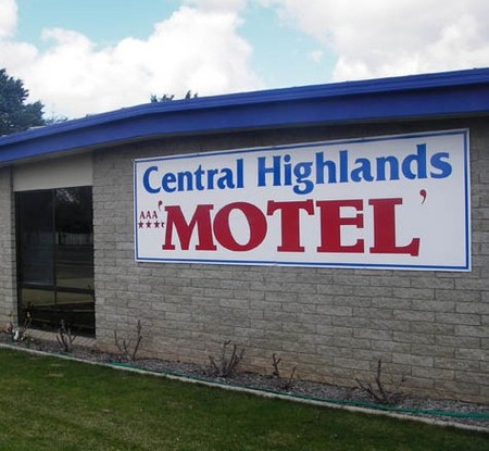 Central Highlands Motor Inn - Tourism Adelaide