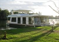 Cloud 9 Houseboats - Tourism Adelaide