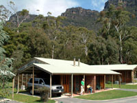 Halls Gap Log Cabins - Tourism Adelaide