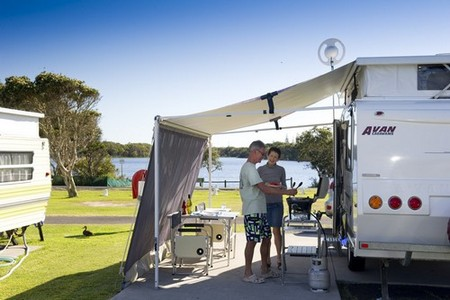 Lake Ainsworth Holiday Park - Tourism Adelaide