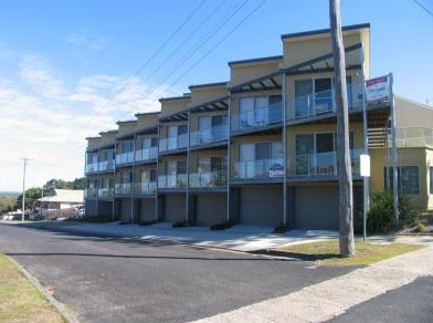 Seaspray Apartments - Tourism Adelaide