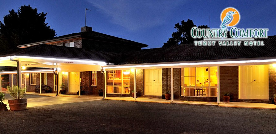 Country Comfort Tumut Valley Motel - Tourism Adelaide