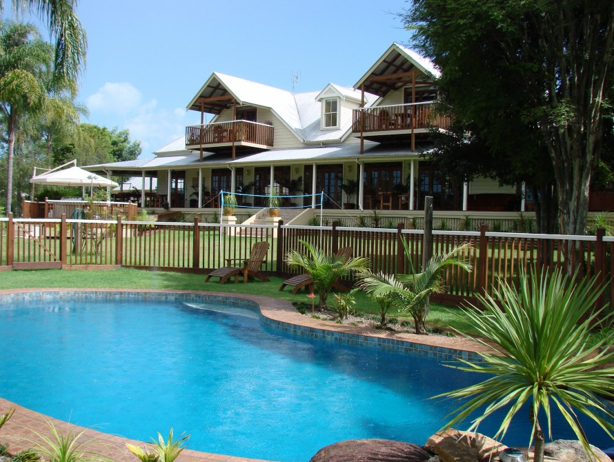 Clarence River Bed  Breakfast - Tourism Adelaide