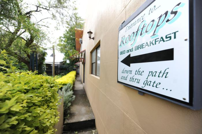 Rooftops Bed  Breakfast - Tourism Adelaide