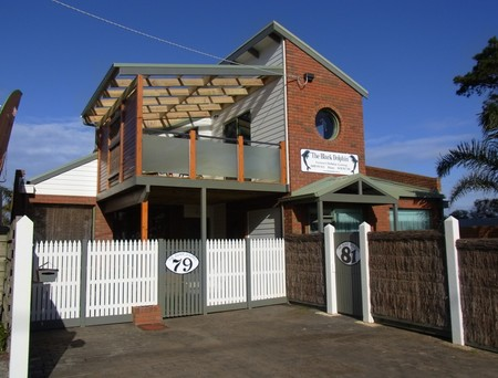 Black Dolphin Townhouse and Apartment - Tourism Adelaide