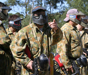 Action Paintball Games - Perth - Tourism Adelaide