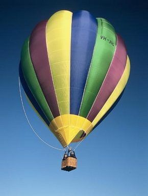 Balloon Safari - Tourism Adelaide